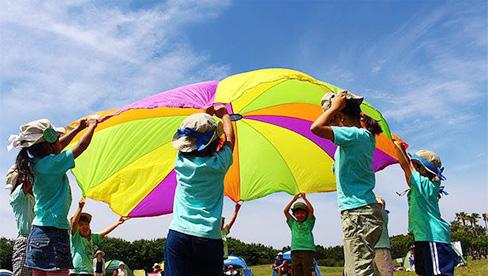 湘南インターナショナルスクール教育風景1