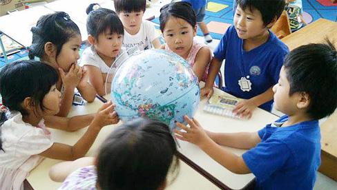 湘南インターナショナルスクール教育風景2