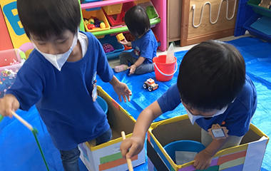 幼稚園部写真6